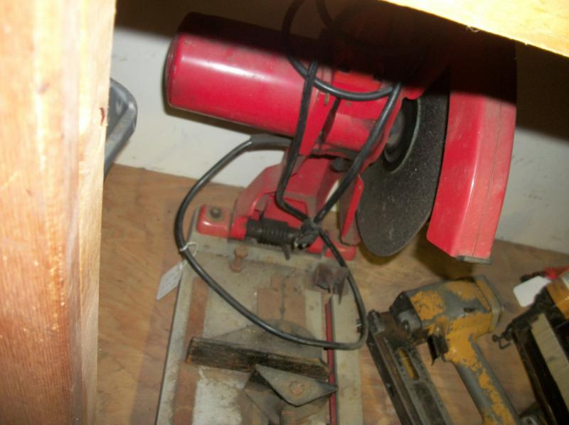 Bill Harms Estate Sale Construction Tools Auction