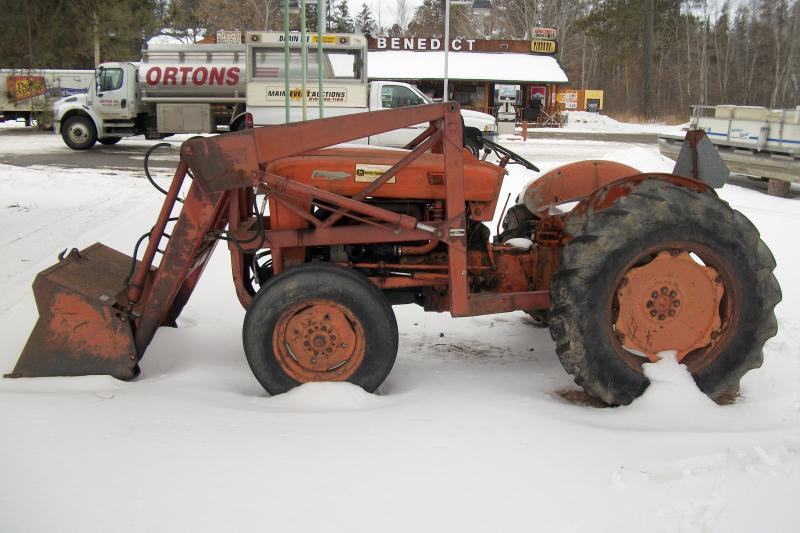 Cyclone Rake For Sale >> Oppegaard Auction Sale April 14-15, 2012 | Laporte ...