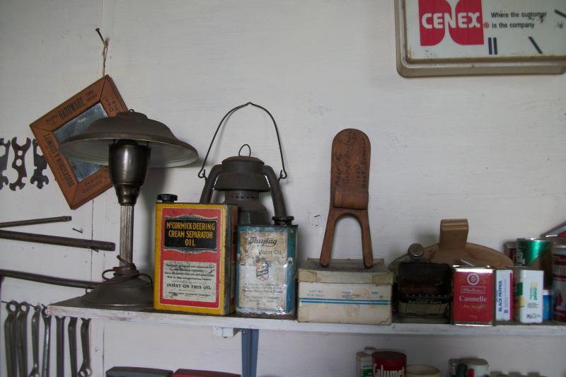 Lloyd Schleicher Century Farm Auction