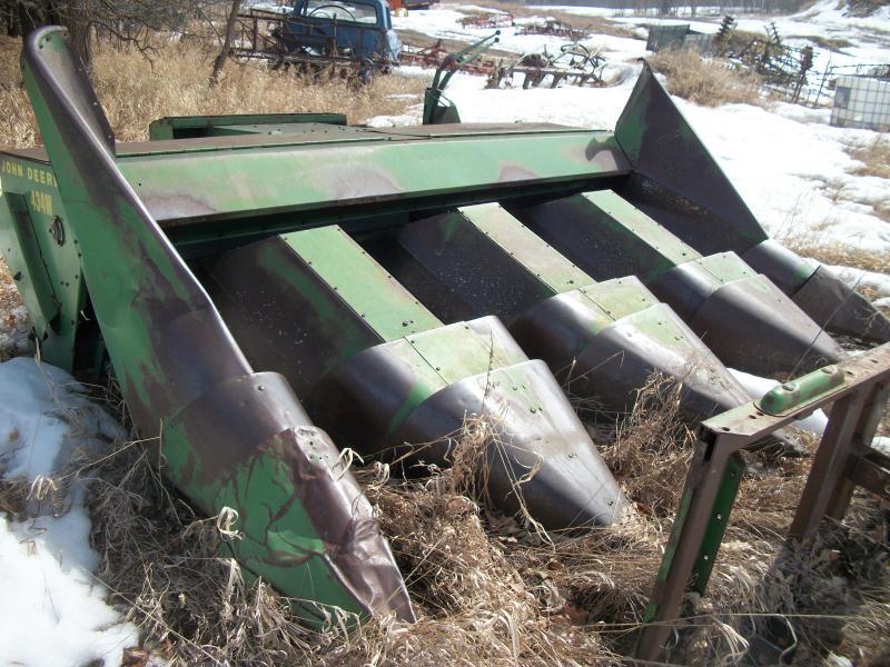 Farm Auction No Reserve Prices Sundbom Sale Equipment Auction